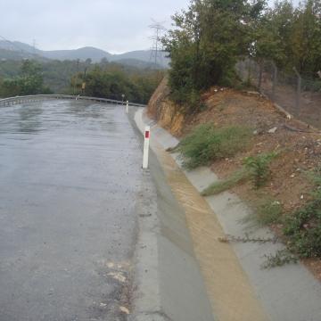 Yağmur Suyu Hattı